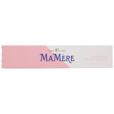 MaMère Roasted Almond Nougat Bar