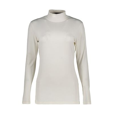 Viscara Ribbed Polo Neck