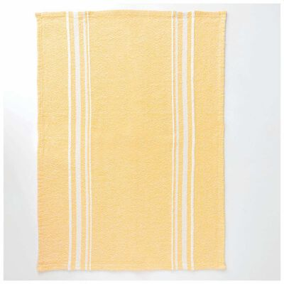 Barrydale African Contemporary Ochre Tea Towel