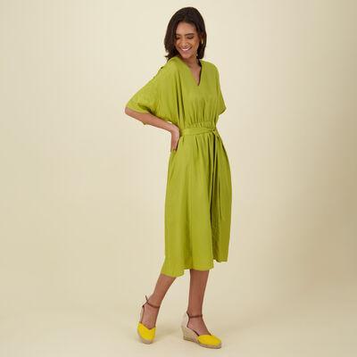Journey Fit & Flare Dress