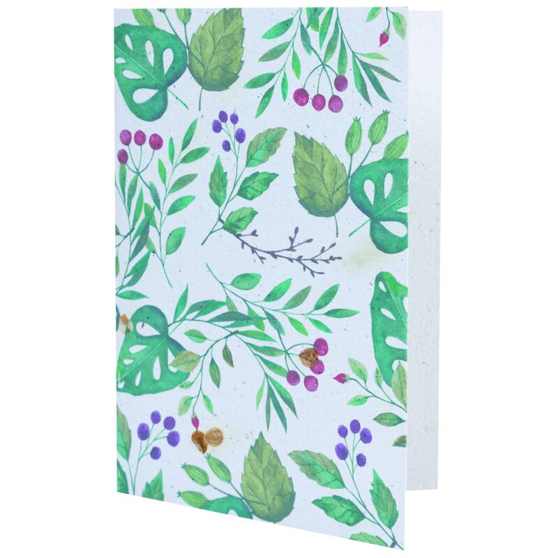 Berry Card -  berry-assorted