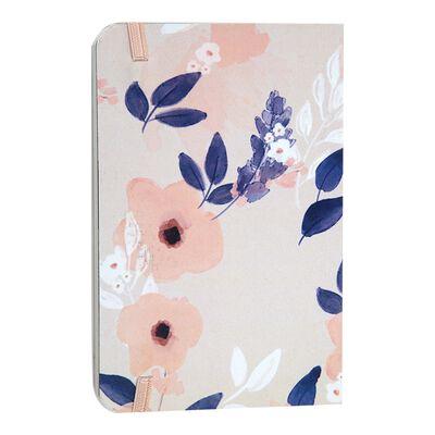 Amber Frangipani Notebook