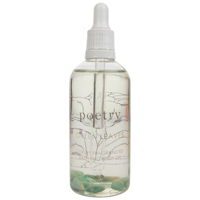 Green Leaves Bath and Body Oil
