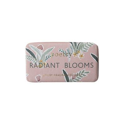 Radiant Blooms Soap Bar