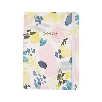 Watercolour Florals Notebook
