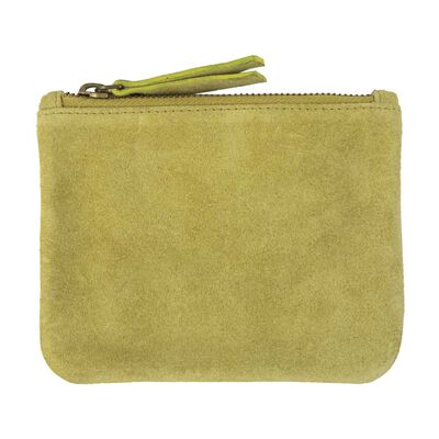 Moira Suede Pouch