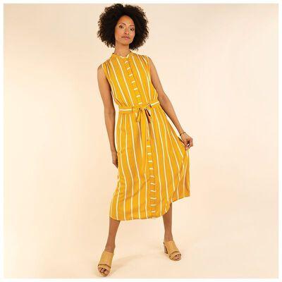 Yemina Stripe Dress
