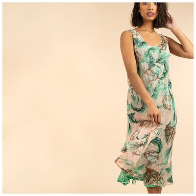 Khaleesi Reversible Midi Dress