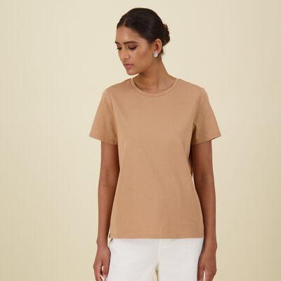 Des Cotton T-Shirt
