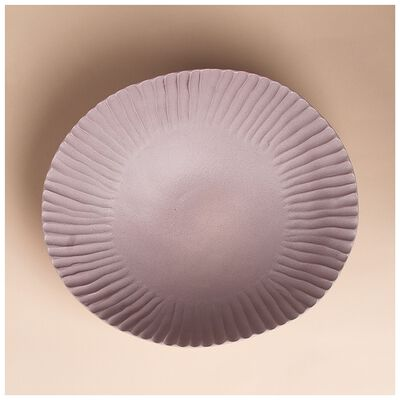 Pret-a-Pot Alabaster Matte Salad Bowl