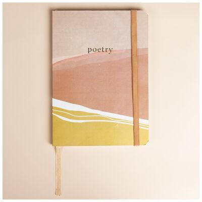 Sunbaked Dunes Notebook