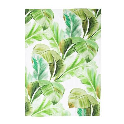 Vibrant Tropics Tea Towel