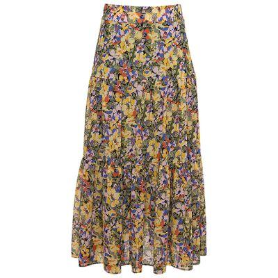 Petrina Floral Skirt