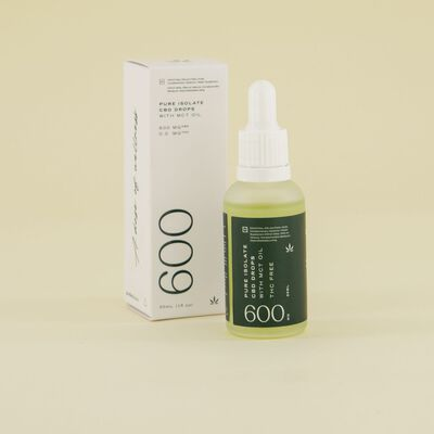 Goodleaf Hemp-Derived CBD Isolate Drops