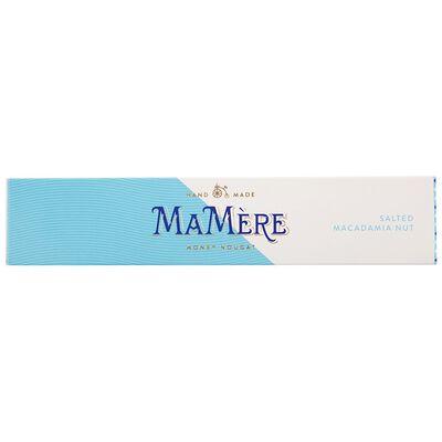 MaMère Salted Macadamia Nougat Bar