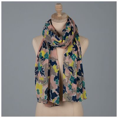 McKinley Pleated Scarf