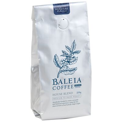 Baleia Ground Coffee