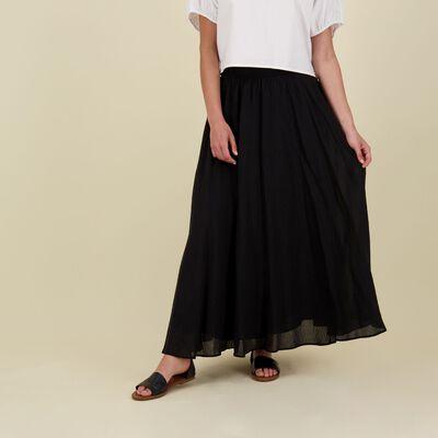 Raina Organdy Skirt