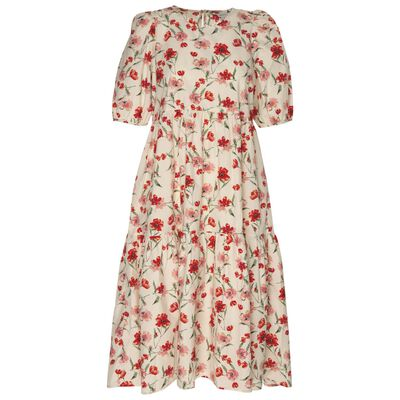 Winslow Floral Tiered Dress