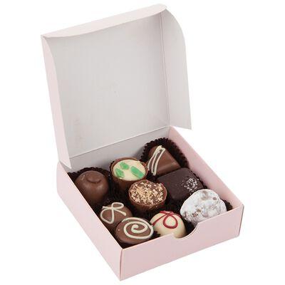 9-Piece Assorted Truffle Box