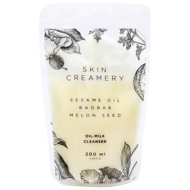 Skin Creamery Oil-Milk Cleanser Refill -  assorted