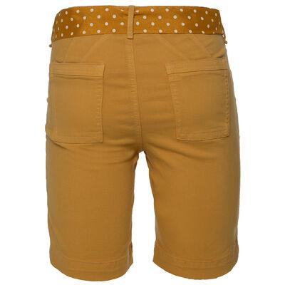 Nora Structured Bermuda Shorts