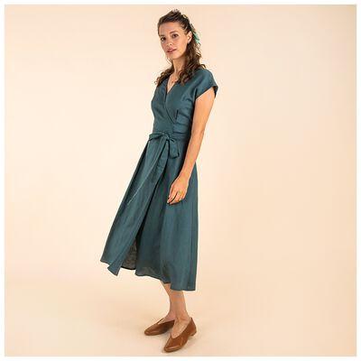 Poetry Abnoba Linen Dress