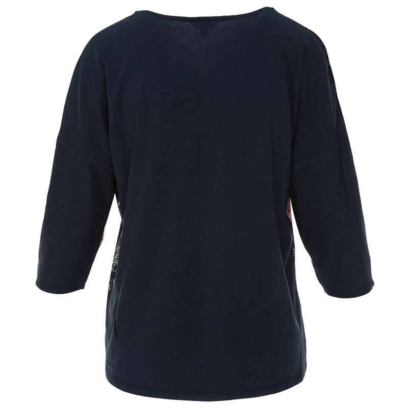 Pixie Mixed T-shirt -  blue