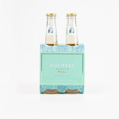 The Duchess Four-Pack Elderflower Spritz