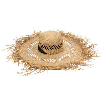 Stella Statement Straw Sunhat