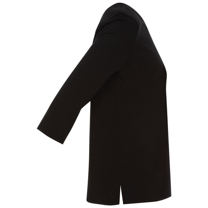 Daphne Ponte T-Shirt -  black