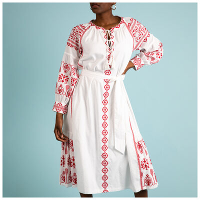Kea Pop Over Dress