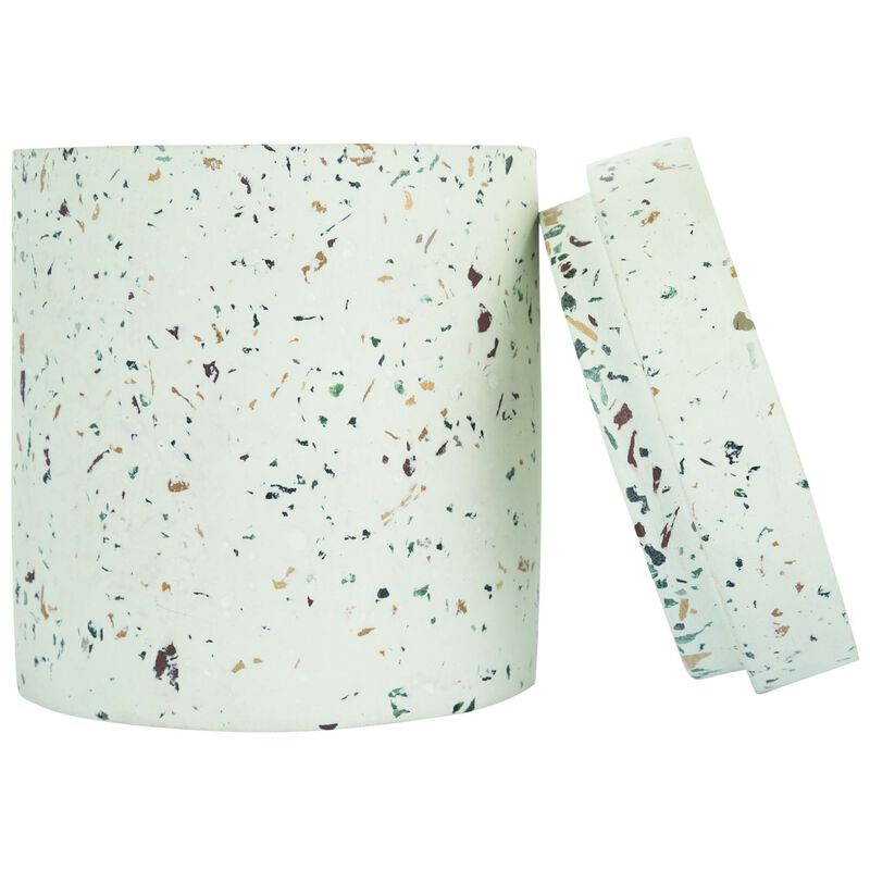 Terrazzo Cannister -  assorted