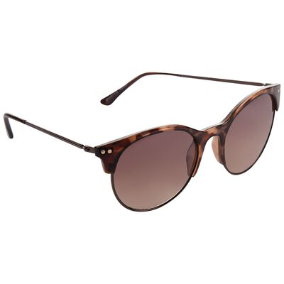 Poetry Round Clubmaster Sunglasses
