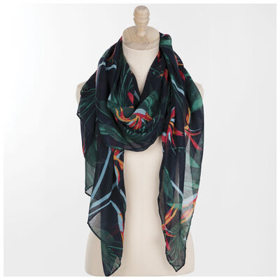 Flavia Floral Scarf