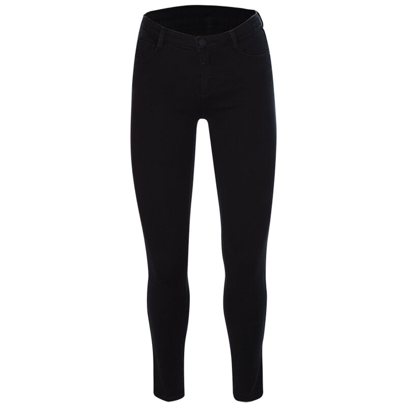 Serryn Stretch Denim -  black-black
