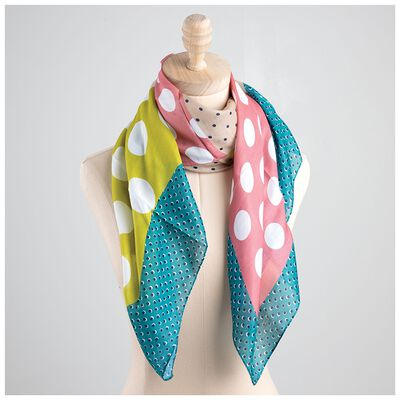 Chana Dot Scarf