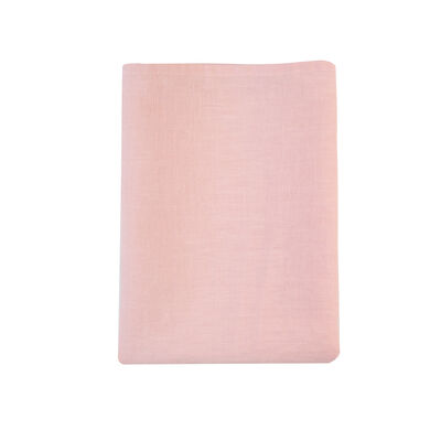 Dusty Pink Linen Tea Towel
