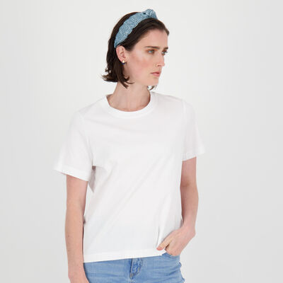 Michaela Plain T-Shirt