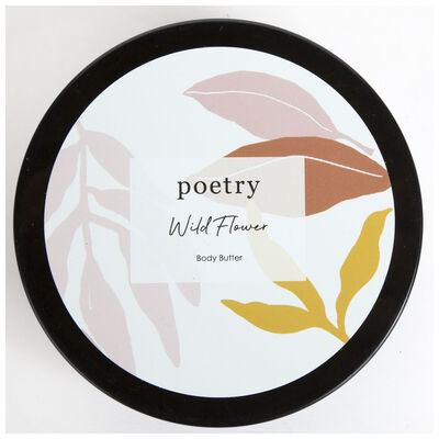 Wild Flower Body Butter