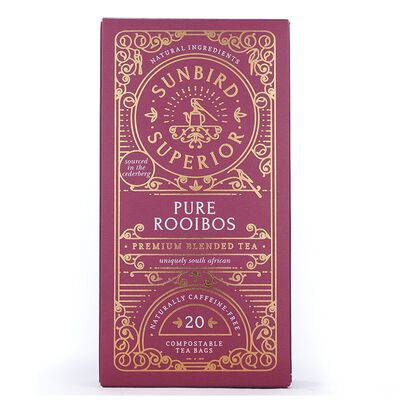 Sunbird Pure Rooibos Tea