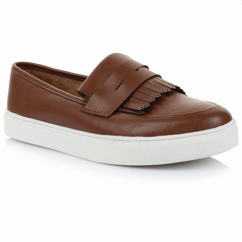 Rare Earth Lina Shoe -  tan
