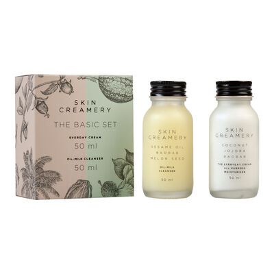 The Basic Skin Creamery Set