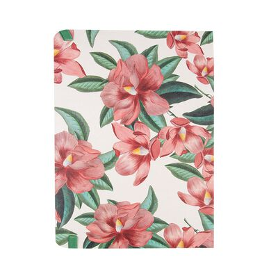 Dusty Pink Blossom Notebook