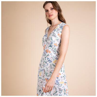 Sparrow Floral Dress