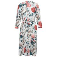 Joss Printed Gown -  milk-pink