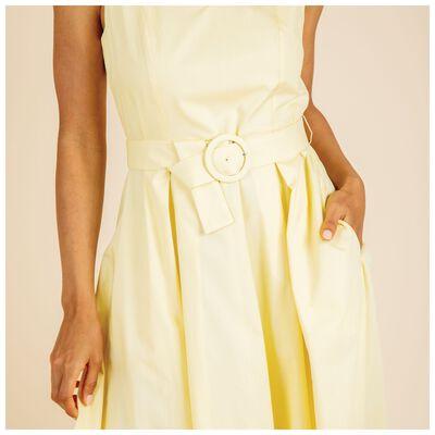 Storm Poplin Dress