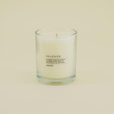 Saudade Candle