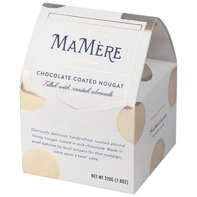 MaMère Chocolate Coated Roasted Almond Nougat