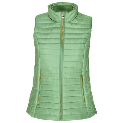 Rare Earth Women's Senna Sleeveless Puffer Jacket